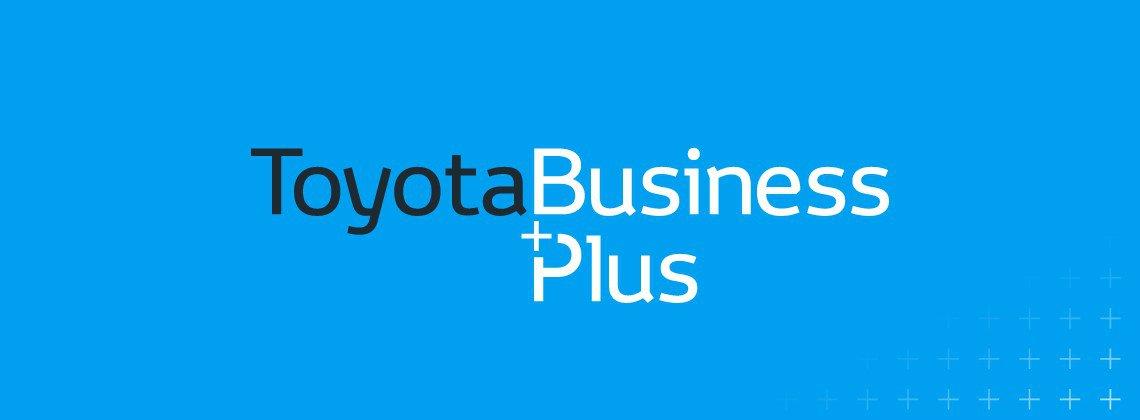 Toyota business Plus