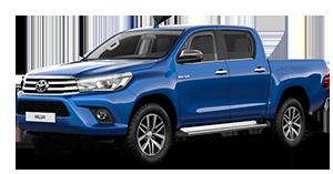 Toyota Hilux - Concessionario Toyota a Brescia via Colombaie